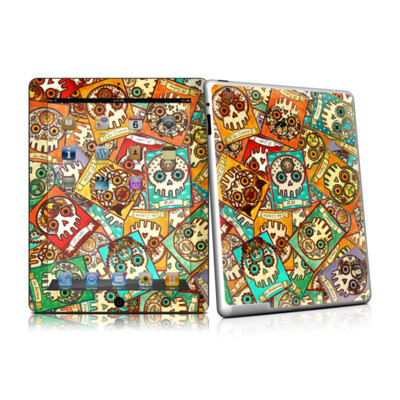 iPad 2 Skin - Loteria Scatter