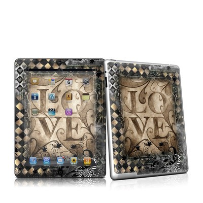 iPad 2 Skin - Love's Embrace