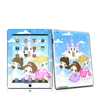 iPad 2 Skin - Little Princesses