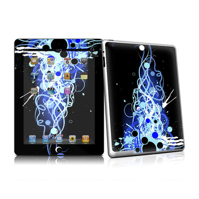 iPad 2 Skin - Mardi Gras Nights