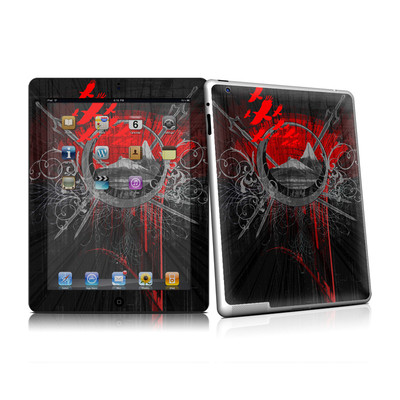 iPad 2 Skin - Mount Doom