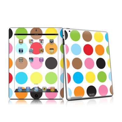 iPad 2 Skin - Multidot