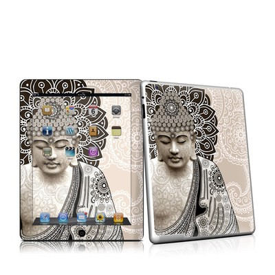 iPad 2 Skin - Meditation Mehndi
