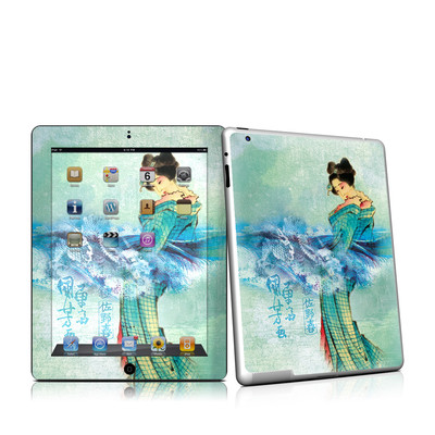 iPad 2 Skin - Magic Wave