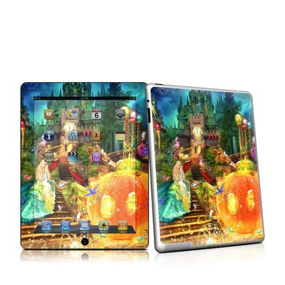 iPad 2 Skin - Midnight Fairytale