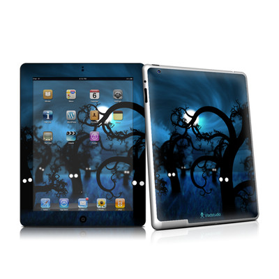 iPad 2 Skin - Midnight Forest