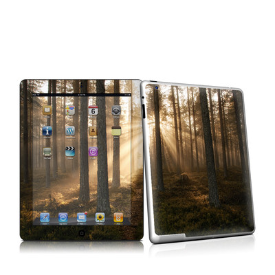 iPad 2 Skin - Misty Trail