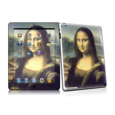 iPad 2 Skin - Mona Lisa