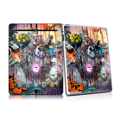 iPad 2 Skin - The Monk