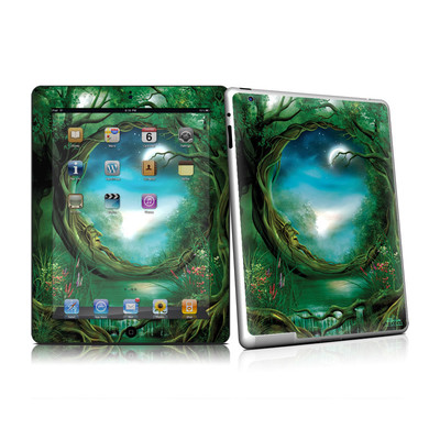 iPad 2 Skin - Moon Tree