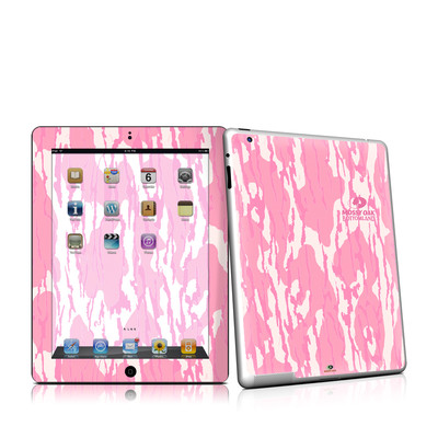 iPad 2 Skin - New Bottomland Pink