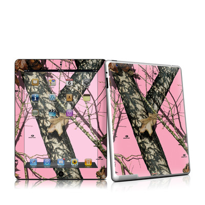 iPad 2 Skin - Break-Up Pink