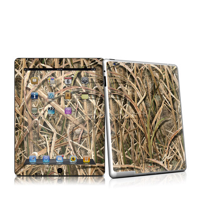 iPad 2 Skin - Shadow Grass Blades