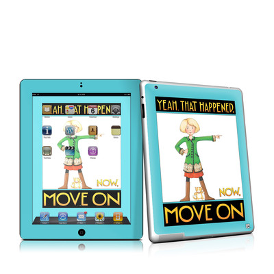 iPad 2 Skin - Move On