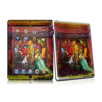 iPad 2 Skin - A Mad Tea Party