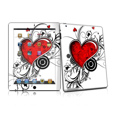 iPad 2 Skin - My Heart