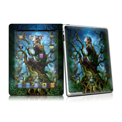 iPad 2 Skin - Nightshade Fairy