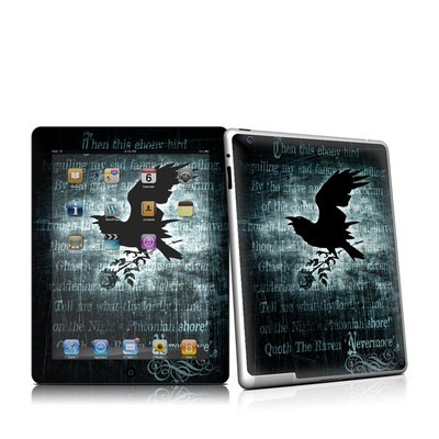 iPad 2 Skin - Nevermore