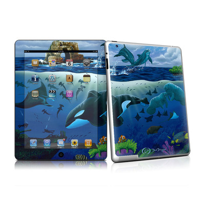iPad 2 Skin - Oceans For Youth