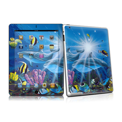 iPad 2 Skin - Ocean Friends