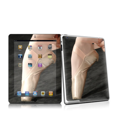 iPad 2 Skin - On Pointe