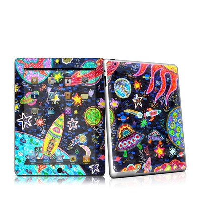 iPad 2 Skin - Out to Space