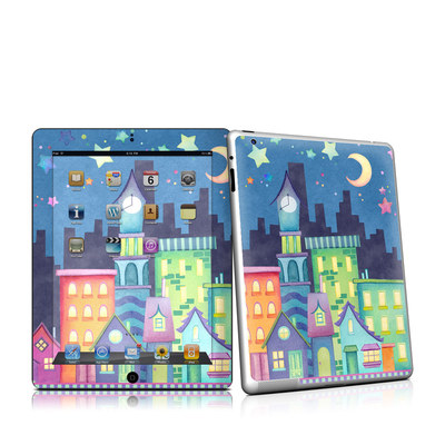 iPad 2 Skin - Our Town