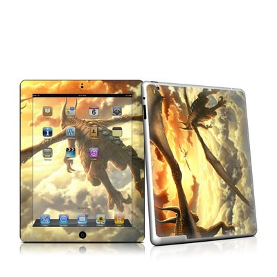 iPad 2 Skin - Over the Clouds