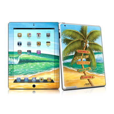 iPad 2 Skin - Palm Signs