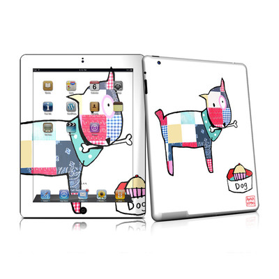iPad 2 Skin - Patch Dog