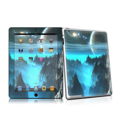 iPad 2 Skin - Path To The Stars