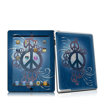 iPad 2 Skin - Peace Out