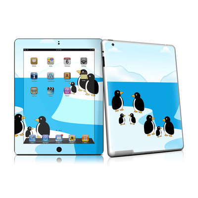 iPad 2 Skin - Penguins
