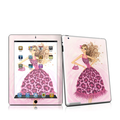 iPad 2 Skin - Perfectly Pink