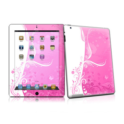 iPad 2 Skin - Pink Crush