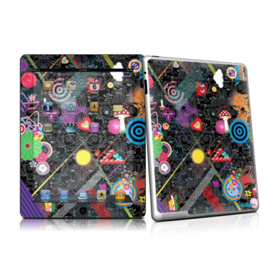 iPad 2 Skin - Play Time