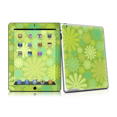 iPad 2 Skin - Lime Punch