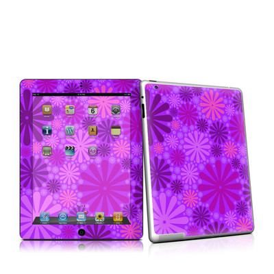iPad 2 Skin - Purple Punch