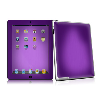 iPad 2 Skin - Purple Burst