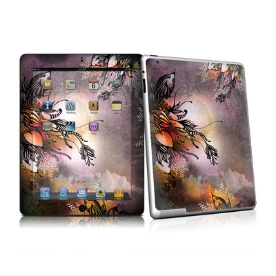 iPad 2 Skin - Purple Rain