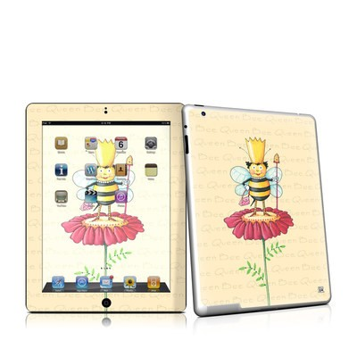 iPad 2 Skin - Queen Bee