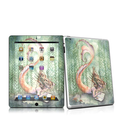iPad 2 Skin - Quiet Time
