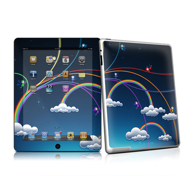 iPad 2 Skin - Rainbows