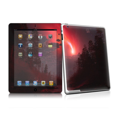 iPad 2 Skin - Red Harbinger