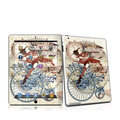 iPad 2 Skin - Royal Excelsior