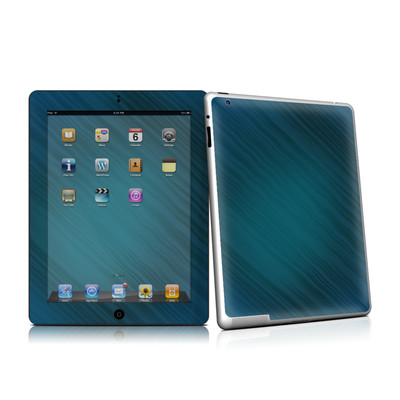 iPad 2 Skin - Rhythmic Blue