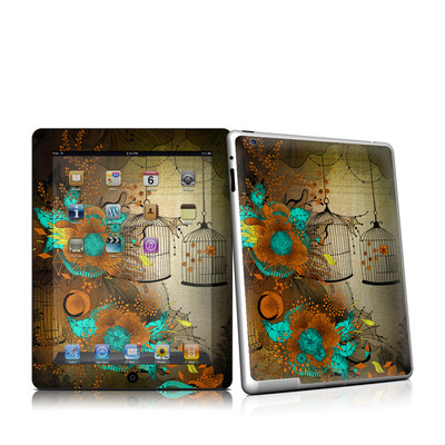 iPad 2 Skin - Rusty Lace