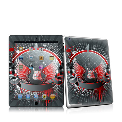 iPad 2 Skin - Rock Out
