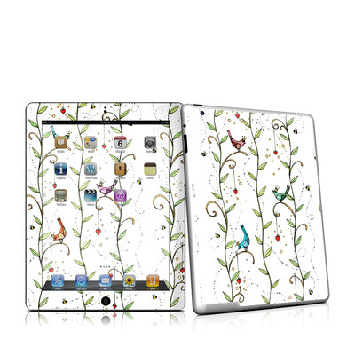 iPad 2 Skin - Royal Birds