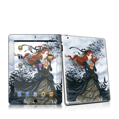iPad 2 Skin - Raven's Treasure